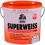 Купить  Dufa ВД краска RD4 Superweiss ( Германия ) акриловая, влагостойкая, супербелая 2, 5л - купить с доставкой с доставкой