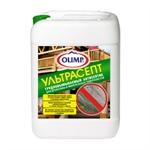 Купить Олимп ОЛИМП Ультрасепт трудновымываемый антисептик для древесины 5л - купить с доставкой с доставкой