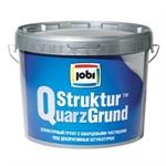 Купить Отзывы о Jobi JOBI STRUKTURQUARZGRUND структурный грунт под декор. Штукатурки 10л с доставкой
