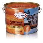"""""""ОЛИМП"""" (HUSKY) Омикрон-Гель – Декоративно-защитный гель для древесины с воском и двойным УФ-фильтром 9л"""