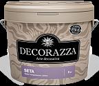 Купить Отзывы о Decorazza Seta Эффект натурального шёлка 5 кг с доставкой