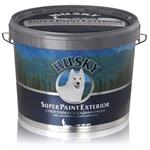 HUSKY  Super Paint Exterior – 100% акриловая суперстойкая фасадная краска 10л