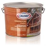 Купить Отзывы о Олимп ОЛИМП Омикрон Стандарт алкидное деревозащ. текстурное покрытие 0,9л с доставкой