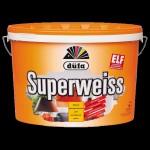 Купить  Dufa ВД краска RD 4 Superweiss акриловая, влагостойкая, супербелая 10л - купить с доставкой с доставкой