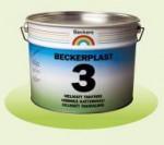 Купить  Beckers Beckerplast 3 акрилат - латексная, глубокоматовая 3л - купить с доставкой с доставкой