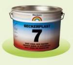 Купить Отзывы о Beckers Beckerplast 7 акрилат - латексная, матовая 9, 4л с доставкой