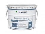 Купить Отзывы о Finncolor MINERAL strong А акриловая, матовая 2,7л с доставкой