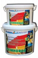 Купить  Superdecor Краска резиновая акриловая, эластичная, суперстойкая 6кг - купить с доставкой с доставкой
