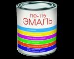 Купить Декорос Колорист Эмаль ПФ - 115 белая 20кг - купить с доставкой с доставкой