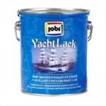 Купить Jobi JOBI YachtLack яхтный лак высокопрочный алкидно - уретановый полуматовый, матовый 9л - купить с доставкой с доставкой