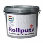 Купить Jobi JOBI ROLLPUTZ Штукатурка декоративная, зерно 1мм 20кг - купить с доставкой с доставкой