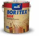 Купить Отзывы о Helios Boritex Base грунтовка для биологической защиты древесины снаружи 0, 75л с доставкой