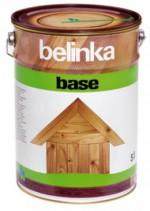 Купить Отзывы о Belinka Base грунтовка для биологической защиты древесины снаружи 5л с доставкой