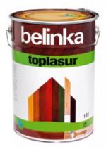 Купить Отзывы о Belinka TopLasur алкидное деревозащ. текстурное покрытие 1л с доставкой