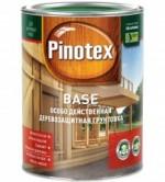 Купить Отзывы о Akzo Nobel Pinotex Base грунтовка для биологической защиты древесины снаружи 1л с доставкой