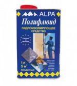 Купить  Alpa Polifluid Влагозащитный состав 1л - купить с доставкой с доставкой