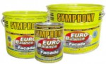 Купить Symphony SYMPHONY EURO-Balance Facade Siloxan - силоксаномодифицированная краска 2,7л - купить с доставкой с доставкой