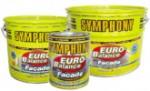 Купить Отзывы о Symphony SYMPHONY EURO-Balance Facade Siloxan - силоксаномодифицированная краска 9л с доставкой