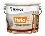 Купить Отзывы о TEKNOS TEKHOS HELO 40 полуглянцевый специальный лак 0,9л с доставкой