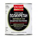 Купить  Petri Петри Даймонд Хард Полиуретан лак матовый 0,946л - купить с доставкой с доставкой
