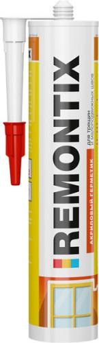 Купить  Remontix  акриловый белый 310мл - купить с доставкой с доставкой