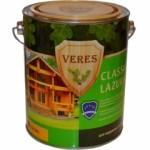 """""""Veres"""" Classic Lasura декоративная антисептическая пропитка по дереву  10 л"""