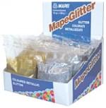 Купить Отзывы о Mapei MapeGlitter блестки для затирки 100г с доставкой