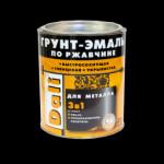 Купить  Dali Грунт - эмаль по ржавчине Три в одном молотковая 0,23л - купить с доставкой с доставкой