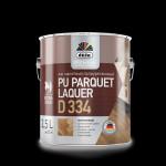 Купить  Dufa PREMIUM PU PARQUET LAQUER D334 Лак полиуретановый на водной основе полумат 0,75л - купить с доставкой с доставкой