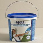 Купить Oscar OSCAR Клей для стеклообоев готовый 5кг - купить с доставкой с доставкой